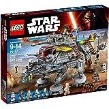 レゴ スター・ウォーズ キャプテン・レックスのAT-TE 75157