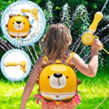 Water Gun,Pool Toys for Girls Boys,Backpack Water Guns for Kids,Large Capacity 1900CC Water Toys for Boys Gilrs,Summer Outdoo