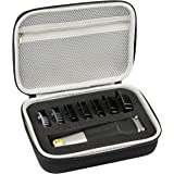 Brappo Hard Case for Philips Norelco Multigroom Series 7000,Men's Grooming Kit with Trimmer MG7750/49/MG5750 Storage Holder F