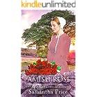 Amish Rose: Amish Romance Novel (Amish Love Blooms Book 1)
