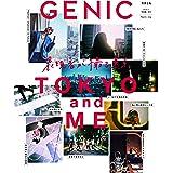 GENIC 2020年7月号(VOL.55-表現者が撮る東京/小関裕太連載スタート/音声配信プラットフォーム)