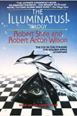 Illuminatus Trilogy: The Eye in the Pyramid, the Golden Apple, Leviathan Paperback