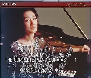 モーツァルト : ピアノ・ソナタ全集1,2(6CD)