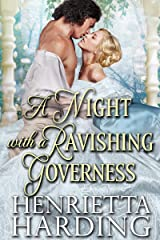 A Night With a Ravishing Governess: A Historical Regency Romance Book Kindle Edition