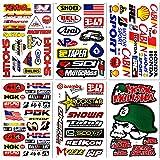 Motocross Dirt Bike Motorcycles Supercross ATV Lot 6 Vinyl Decals Stickers D6014