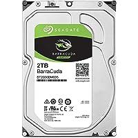 """Seagate BarraCuda 3.5"""" 2TB 内蔵ハードディスク HDD 2年保証 6Gb/s 256MB 54…"""