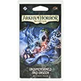 Fantasy Flight Games AHC06 Arkham Horror LCG - Undimensioned and Unseen Mythos Pack Card Game