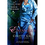 Entangled: An Unexpected Menage (The Erotic Adventures of Jane in the Jungle Book 2)
