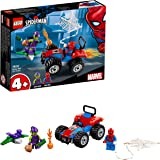 LEGO Spider-Man 4+ Spider-Man Car Chase 76133 Building Toy, Vehicle Toy for 4+ Year Old Boys and Girls, 2019