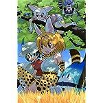 けものフレンズ iPhone(640×960)壁紙 サーバル,かばんちゃん,ラッキービースト , フェネック, アライさん