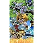 けものフレンズ HD(720×1280)壁紙 サーバル,かばんちゃん,ラッキービースト , フェネック, アライさん