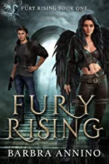 Fury Rising Kindle Edition