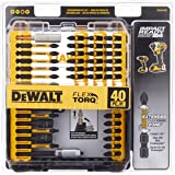 DEWALT DWA2T40IR IMPACT READY FlexTorq Screw Driving Set, 40-Piece [並行輸入品]