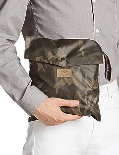 Reversible Packable Balmacaan Coat 51-19-0096-012: Black
