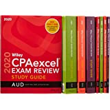 Wiley CPAexcel Exam Review 2020 Study Guide + Question Pack…