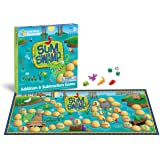 Learning Resources LER5052 Sum Swamp Addition and Subtraction Game,Gr Pk & Up,Multi