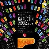 <カプースチン ピアノ作品全曲録音Ⅲ> カプースチン:ピアノ協奏曲 第5番、六重奏曲、他