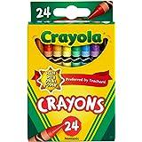 Regular Crayon Crayola Regular Crayon 24 Pack, (16018)