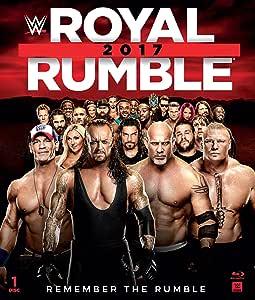 WWE Royal Rumble 2017 [Blu-ray Region A](Import)