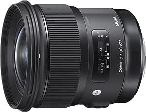 SIGMA 広角レンズ Art 24mm F1.4 DG HSM キヤノン用 401542