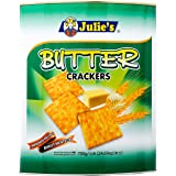 Julie's Butter Crackers Biscuits, Tin, 700g