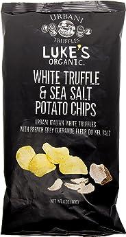 Luke's Organic White Truffle and Sea Salt Potato Chips, 113g