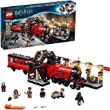 LEGO Harry Potter Hogwarts Express 75955 Toy Train Building Set includes Model Train and Harry Potter Minifigures Hermione Gr