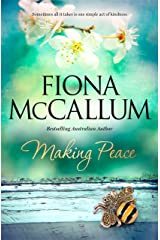 Making Peace (The Finding Hannah Series Book 2) Kindle Edition