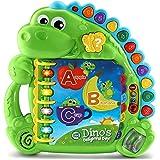LeapFrog 80-600500 Dino's Delightful Day Alphabet Book, Green
