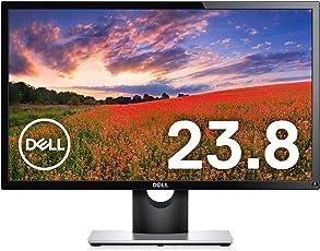 【Amazon.co.jp限定】Dell ディスプレイ モニター SE2416H 23.8インチ/フルHD/IPS非光沢/6ms/VGA,HDMI/3年間保証