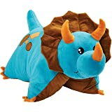 Pillow Pets 2018 Dinosaur Large Character Pillow Blue