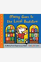 Maisy Goes to the Local Bookstore: A Maisy First Experiences Book Kindle Edition