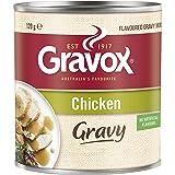 Gravox Powder Seasoned Chicken Gravy Cannister, 120g