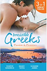 Irresistible Greeks: Passion & Promises - 3 Book Box Set, Volume 2 (The Call of Duty) Kindle Edition