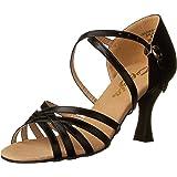 """Capezio Women's Rosa 2.5"""" Social Dance Shoe"""