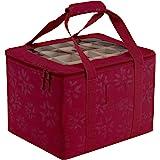 Classic Accessories Seasons Christmas Tree Ornament Storage Bag