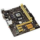 ASUSTeK Intel H81搭載 マザーボード LGA1150対応 H81M-E 【microATX】