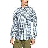 Tommy Hilfiger Men's Gingham Long Sleeve Shirt