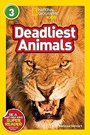 National Geographic Kids Readers: Deadliest Animals