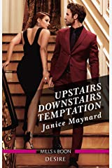 Upstairs Downstairs Temptation (The Men of Stone River) Kindle Edition