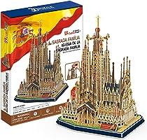 3D立体パズル サグラダ・ファミリア