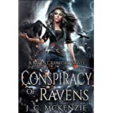 Conspiracy of Ravens: Raven Crawford, Book 1 (Crawford Investigations)