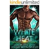 White Heat: A SF Romance (The Heat Chronicles Book 3)