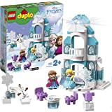 LEGO DUPLO Frozen Ice Castle Building Kit, 59 Pieces