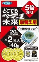 VAPE 未来电子驱蚊器No.1  替换品 2个装
