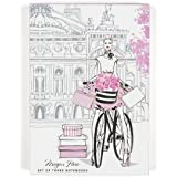 Chic: A Fashion Odyssey - Megan Hess Boxed Journal Set