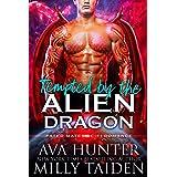Tempted by the Alien Dragon: A Fated Mates Sci Fi Romance (Sci Fi Alien Dragon Book 2)