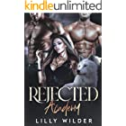 Rejected Academy: Wolf Shifter Menage Protector Romance