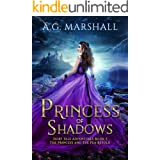 Princess of Shadows: The Princess and the Pea Retold (Fairy Tale Adventures Book 1)