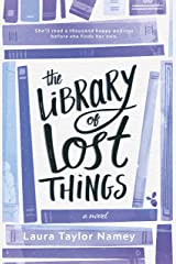 The Library of Lost Things Kindle Edition